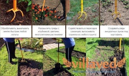 Ручной культиватор Торнадо инструкция
