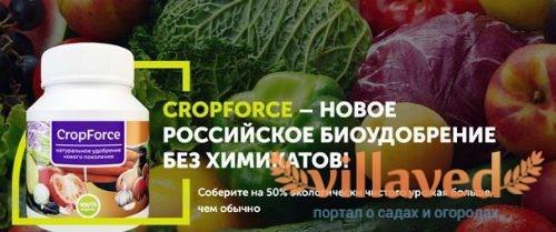 Биоудобрение КропФорс
