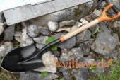 Заточка лопаты