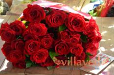 Роза из букета